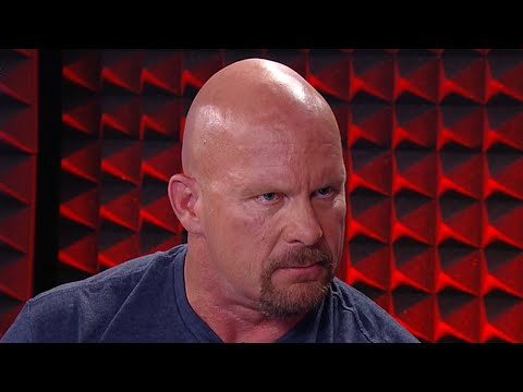 Stone Cold gets frustrated with Dean Ambrose