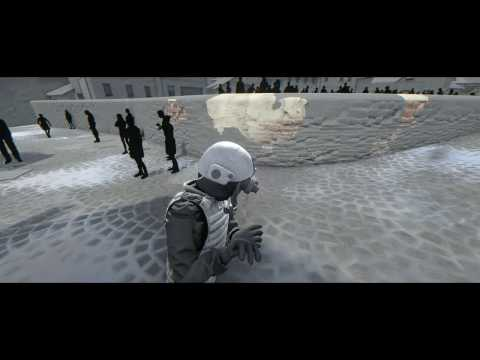 DSM4 (Alpha footage) - Diplôme ENSAPC 2016