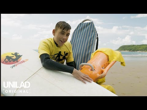 Goodness: Disabled Surfing Club | UNILAD Original Documentary