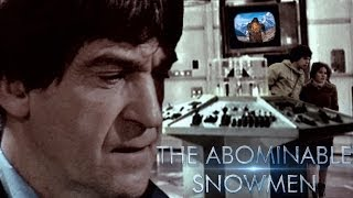 Doctor Who: The Abominable Snowmen - Early Tests