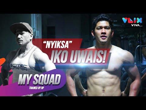 """""""Nyiksa"""" Iko Uwais Sampe Teriak *****G!! [ My Squad: Trained by Heintje Pojoh Eps.2 ]"""