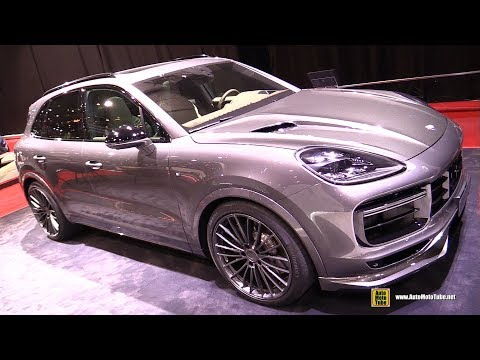 2019 Porsche Cayenne Turbo TechArt with Rolf Benz Interior - Walkaround - 2019 Geneva Motor Show