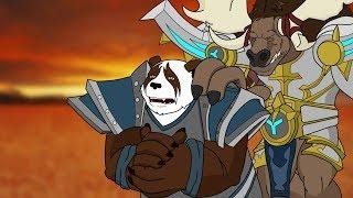 Raiding With The Worst Tanks - World of Warcraft