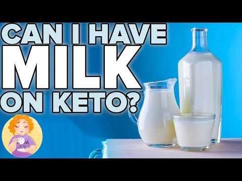 can-you-drink-milk-on-keto?-||-keto-friendly-food-#5