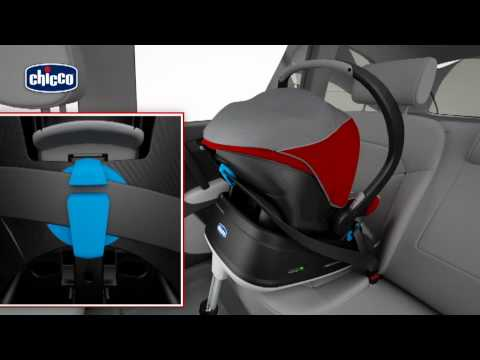 Isofix Base - Installation Video