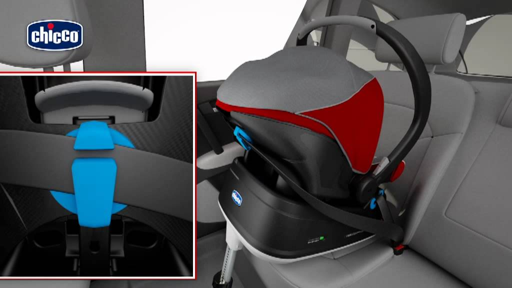 isofix base - installation video - youtube