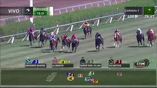 Vidéo de la course PMU PREMIO FIGURATE TU