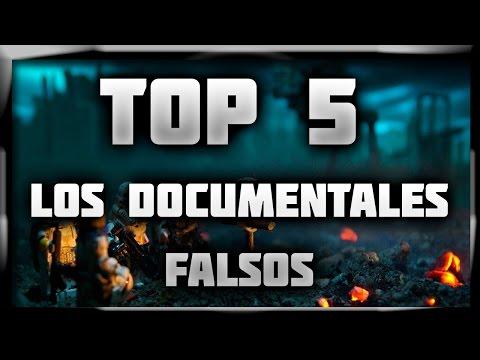 Top 5 de las mejores peliculas de terror (Documental Flaso) | TutosQ