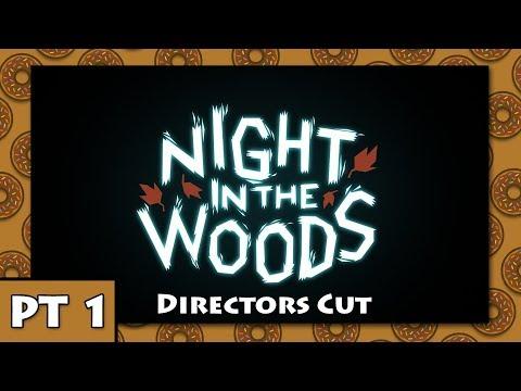Twitch Stream - Night In The Woods: Weird Autumn Edition - PT 1