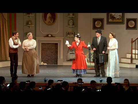 Mary Poppins  - Summit High School - 2016