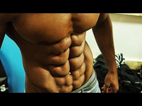 Craziest Abs Flex Ever! Is this even real???