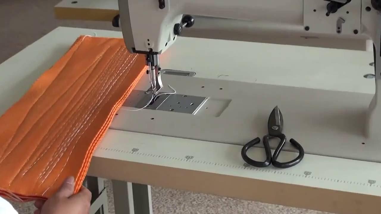 Máquina de coser triple arrastre Juki TNU-243 para