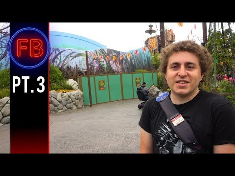 Talking future Marvel attractions for Bugs Land theater | 05/19/18 pt 3 (4k)