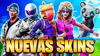 Fortnite's new filtered skins