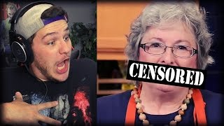 HILARIOUS Foul-Mouthed Granny