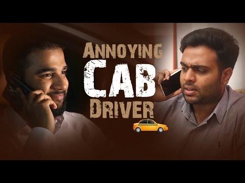 Annoying Cab Driver| Gobar Cabs | Kantri Guyz