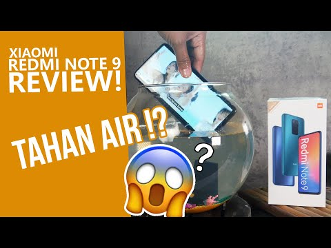 Bongkar Redmi Note 9 Pro - Apakah TAHAN AIR?.