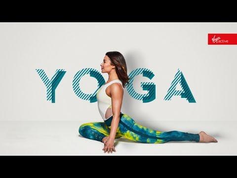 Virgin Active - Lo Yoga per tutti con Patrick Beach