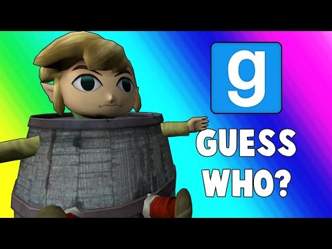 Thumbnail: Gmod Guess Who Funny Moments - Maximum Bluff!