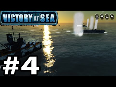 Let`s Play Victory At Sea Pacific Campaign Gameplay Part 4