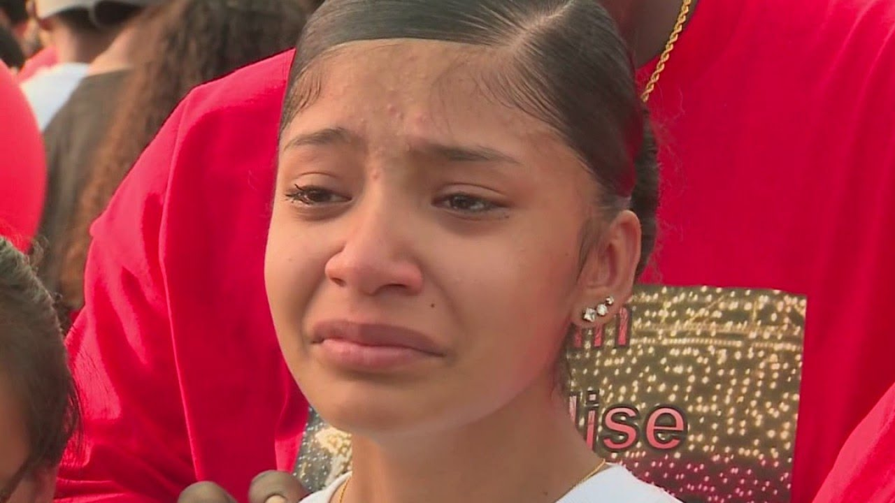 Family and friends honor teenager killed in dispute over fireworks