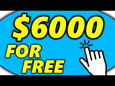 EARN $6,000 PER MONTH FOR FREE! (Make Money Online)