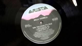 "Milli Vanilli - Girl You Know Its True (12"" Versión Subway Mix) HD"