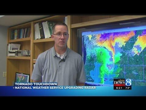 NWS Grand Rapids upgrading radar