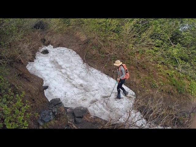 〔瓜鵝生活〕GUARRRtrekkingRAUSU|羅臼岳登山