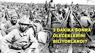 3 Dakika Sonra Öleceklerini Biliyorlardı: 18 MART 1915'TE NE OLDU? #18mart #18martçanakkalezaferi