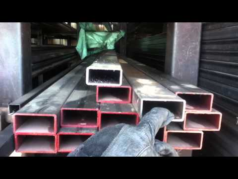 Selecting steel for welding projects