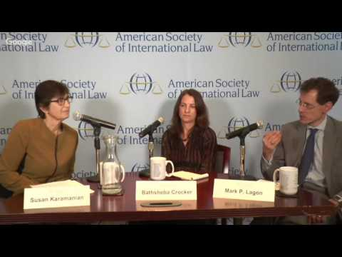 International Law and the Trump Administration: The United Nations [2-23-1017]