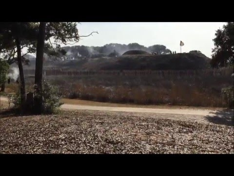 The 150th Anniversary Of Fort Fisher