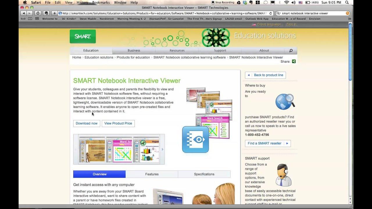 Smart notebook free download version 9.