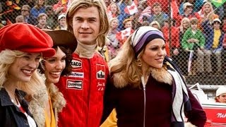 RUSH Movie International Trailer (Chris Hemsworth - 2013)
