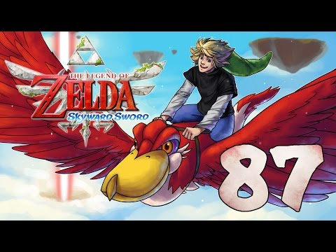 Let's Replay Zelda Skyward Sword [German][Helden-Modus][#87] - Gebäude der heiligen Energie!