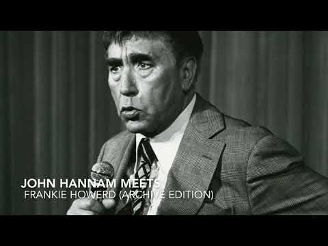 John Hannam Meets Frankie Howerd (Archive Edition)   Isle of Wight Radio