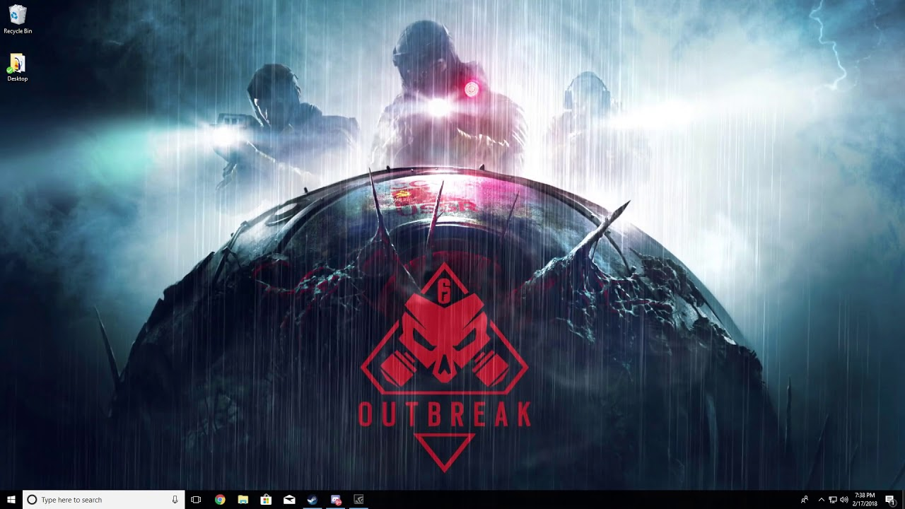 Operation Chimera Outbreak R6s Wallpaper For Wallpaper Engine