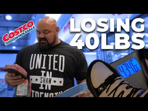 WEIGHT LOSS CHALLENGE & FOOD SHOPPING | ROAD TO 400LBS