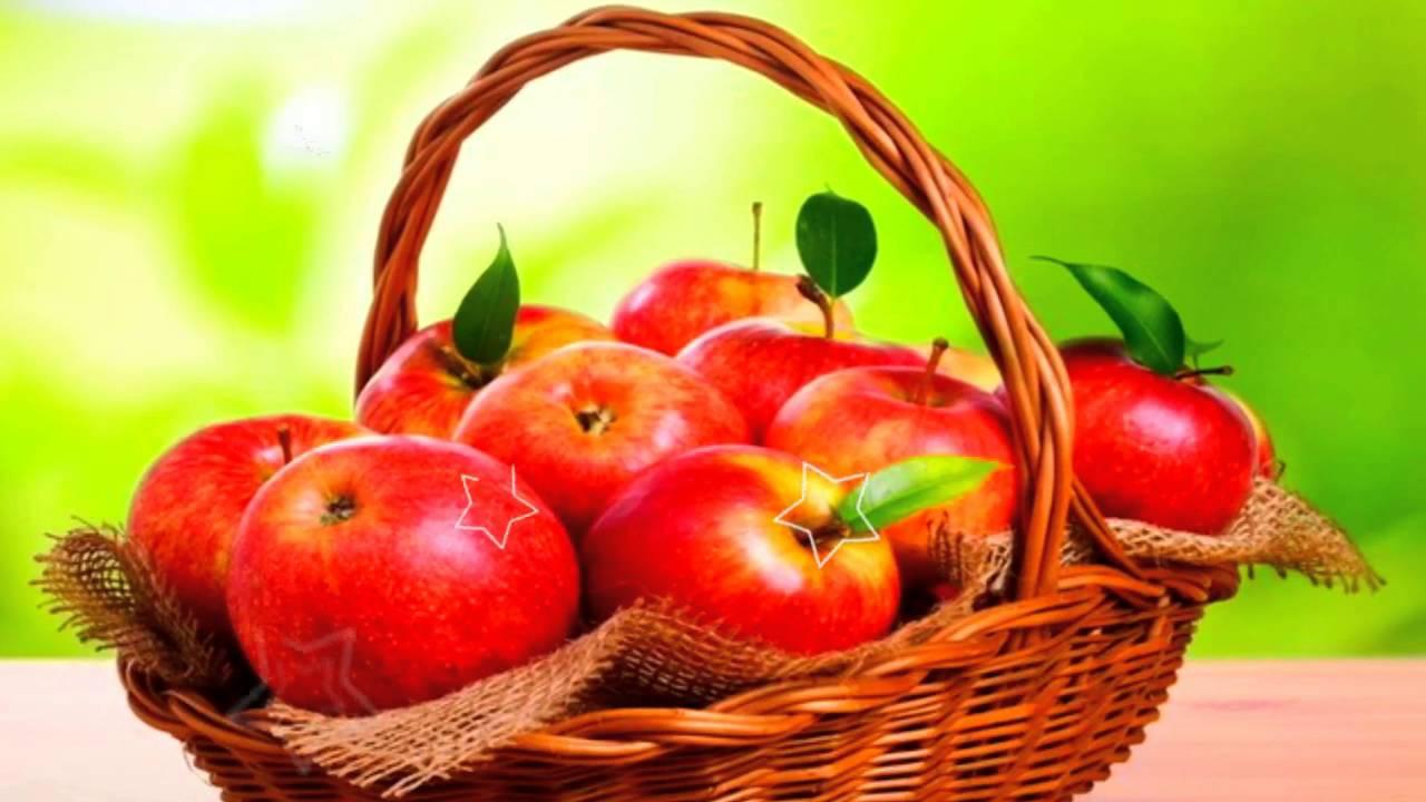 Открытки яблоками, картинки нескольких