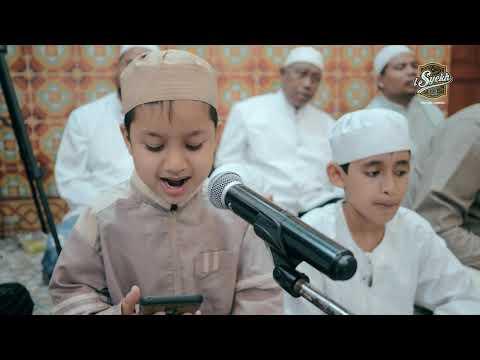 Habib Syech - Man Ana Duet Muhammad Hadi Dan Habib Syekh Assegaf