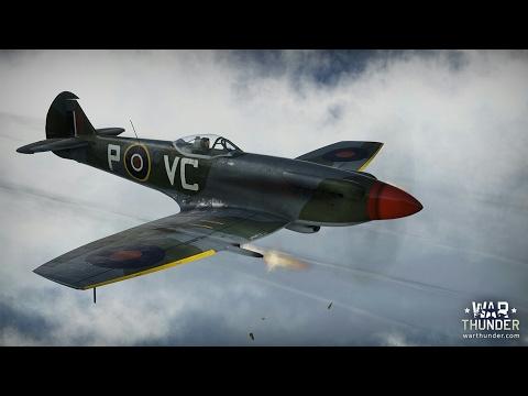 spitfire mk xive war thunder