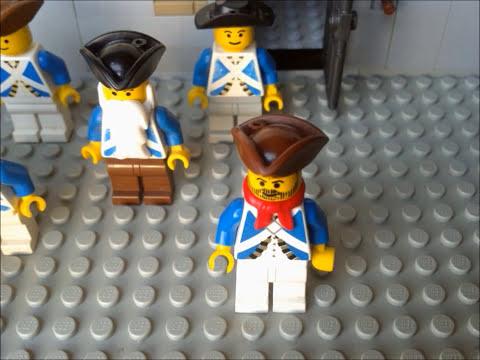 Lego American Revolution