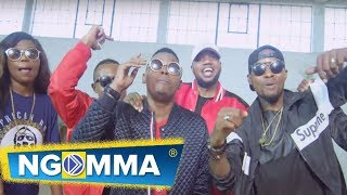 Belle 9 Feat. Izzo Bizness, Jux, G Nako, Mr Blue, Maua Sama - Burger Movie Selfie RMX Official VIDEO