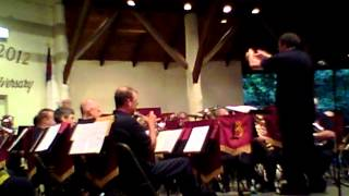 The Day Thou Gavest arr. Wilby, Lancaster British Brass Band/Allen