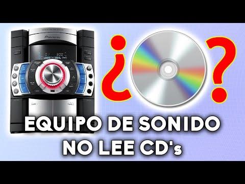 Equipo PIONEER no lee cd's | fallaselectronicas.com
