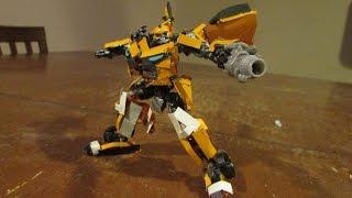 Transformers The Last Knight Custom Bumblebee