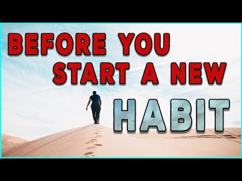 5 Habits that Changed My Life Keystone Habits