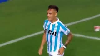Gaucho zum BVB? Lautaro Martinez in Aktion | Superliga Argentina | Bundesliga | SPOX | ePlayer