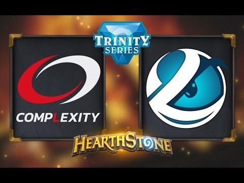 Hearthstone - Luminosity vs CompLexity - Trinity Series Grand Finals